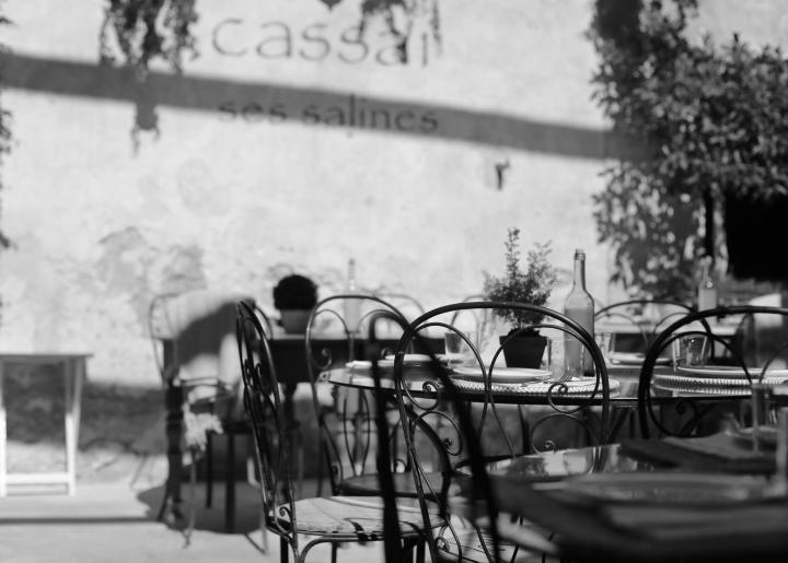 Restaurante y jardín botánico: detalles de una reformaintegral